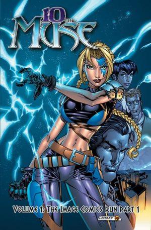 10th Muse Vol 1: The Image Comics Run Part 1