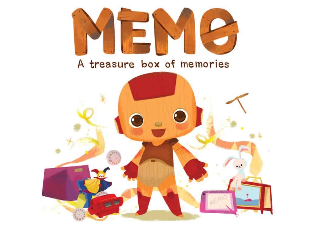 Memo: A Treasure Box of Memories