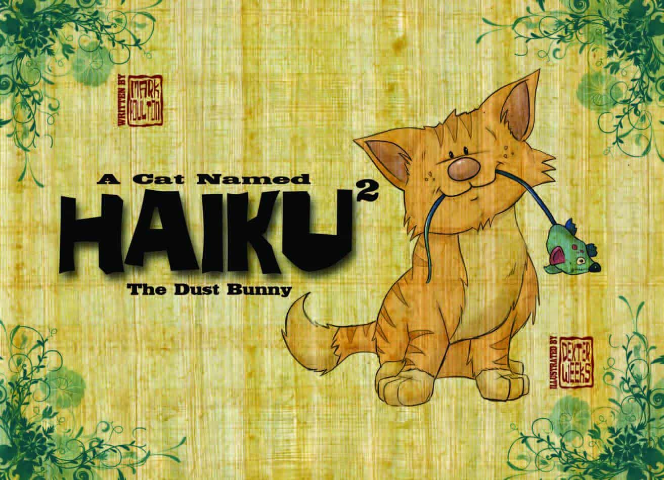 A Cat Named Haiku 2: The Dust Bunny 2