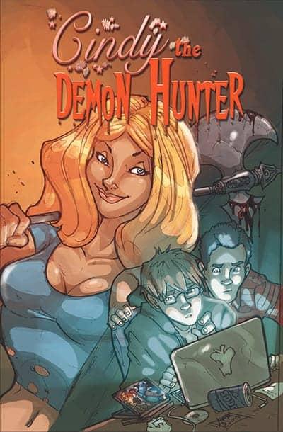 Cindy the Demonhunter 1