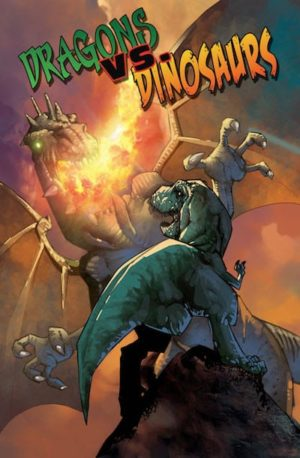 Dragons vs. Dinosaurs