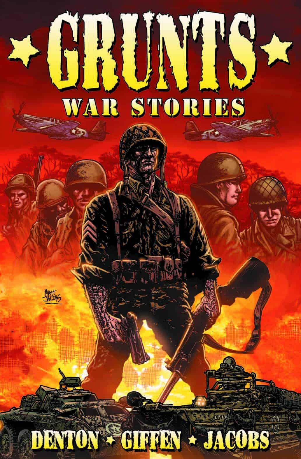 Grunts: War Stories 2