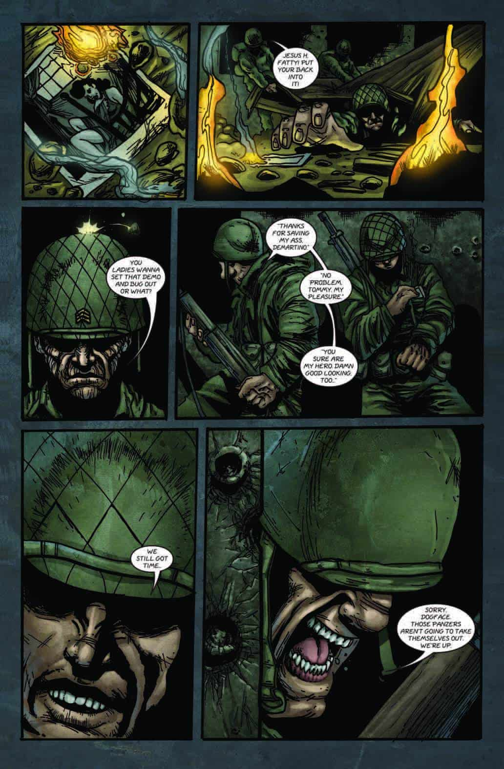 Grunts: War Stories 3