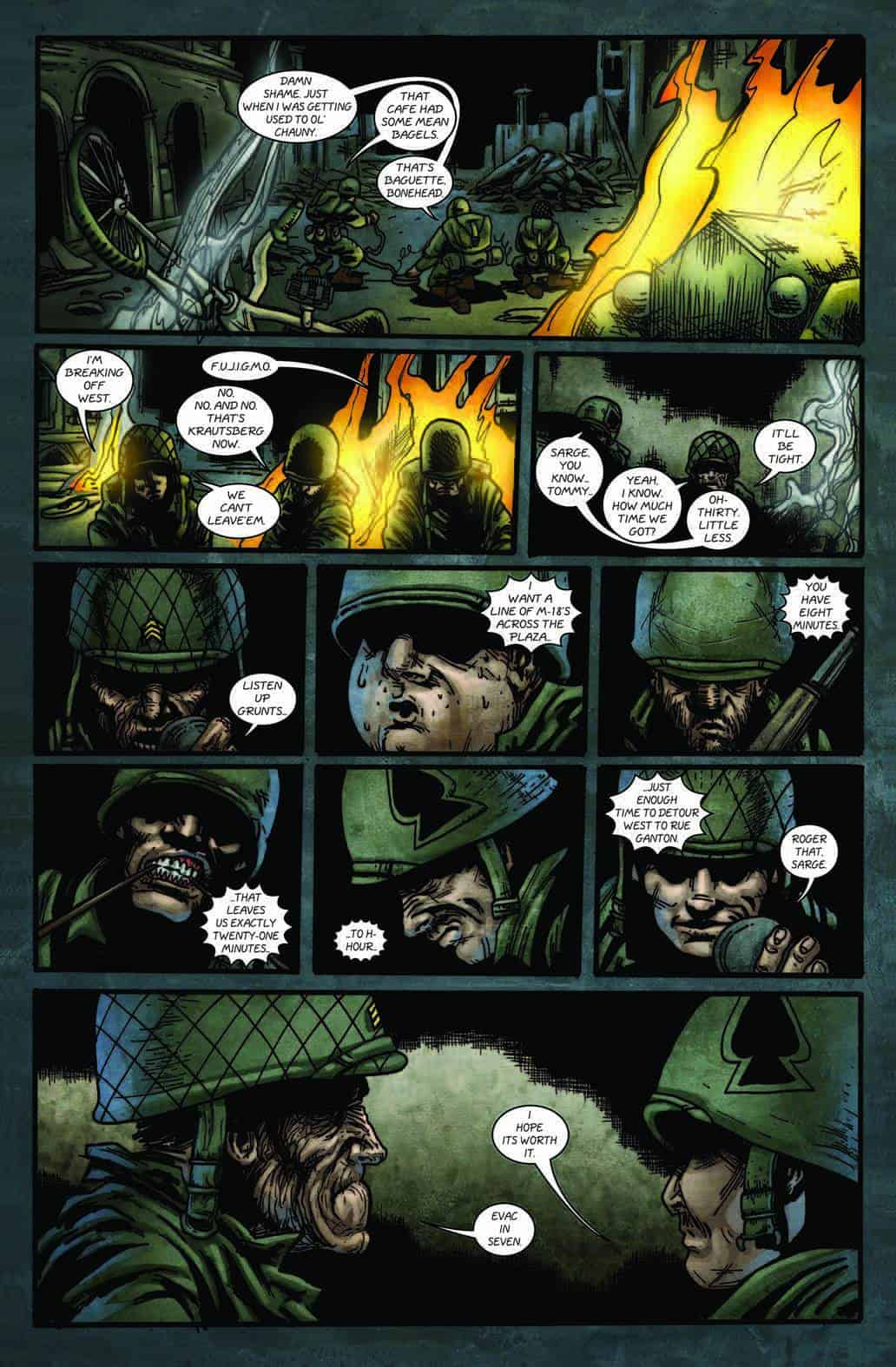 Grunts: War Stories 4