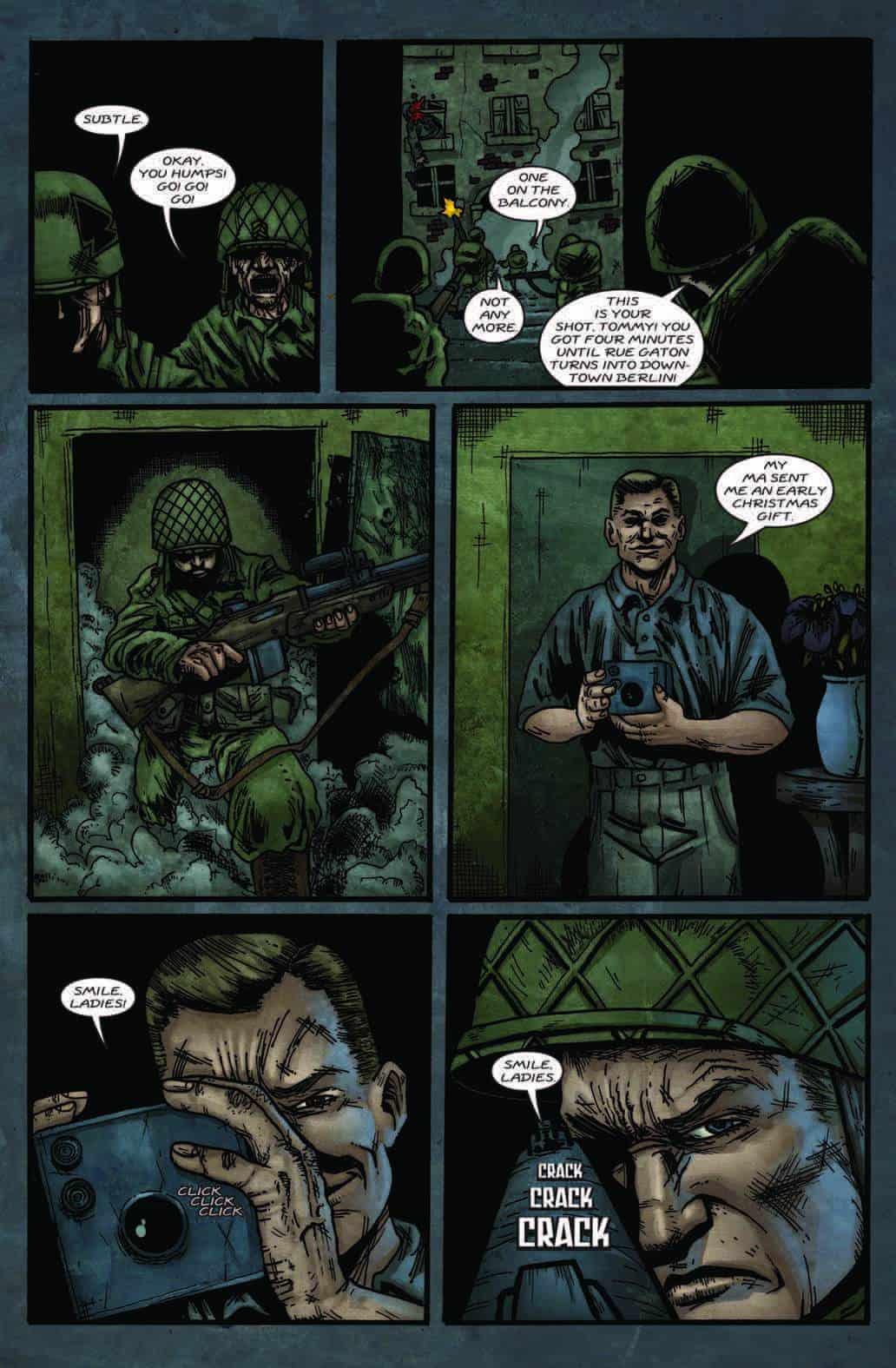 Grunts: War Stories 6