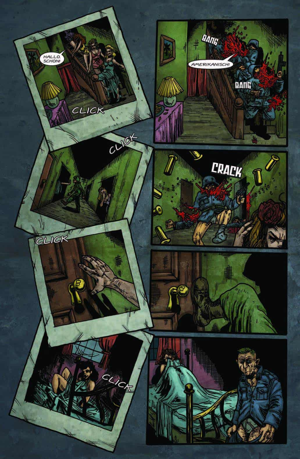 Grunts: War Stories 7