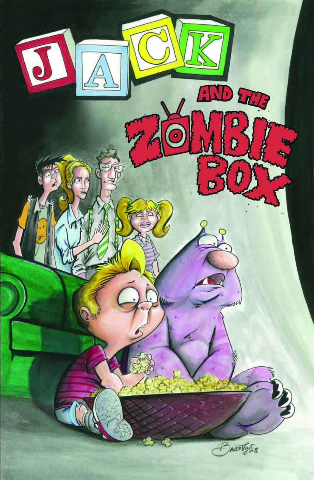 Jack & The Zombie Box