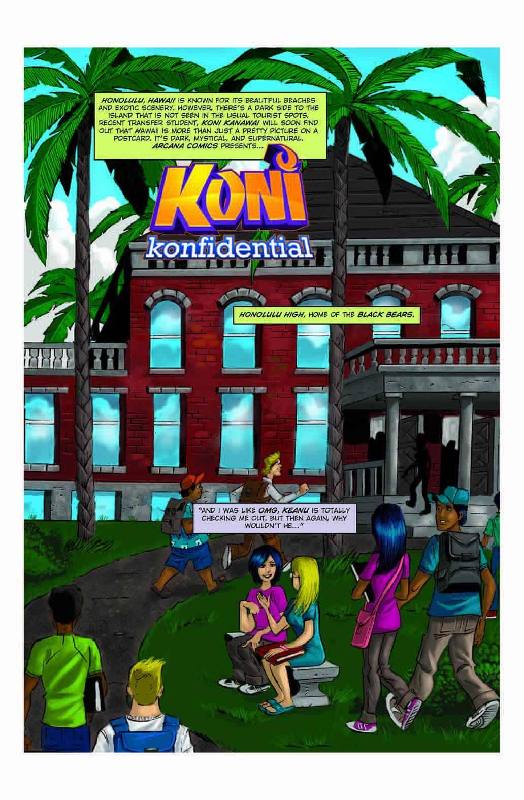 Koni Konfidential 3