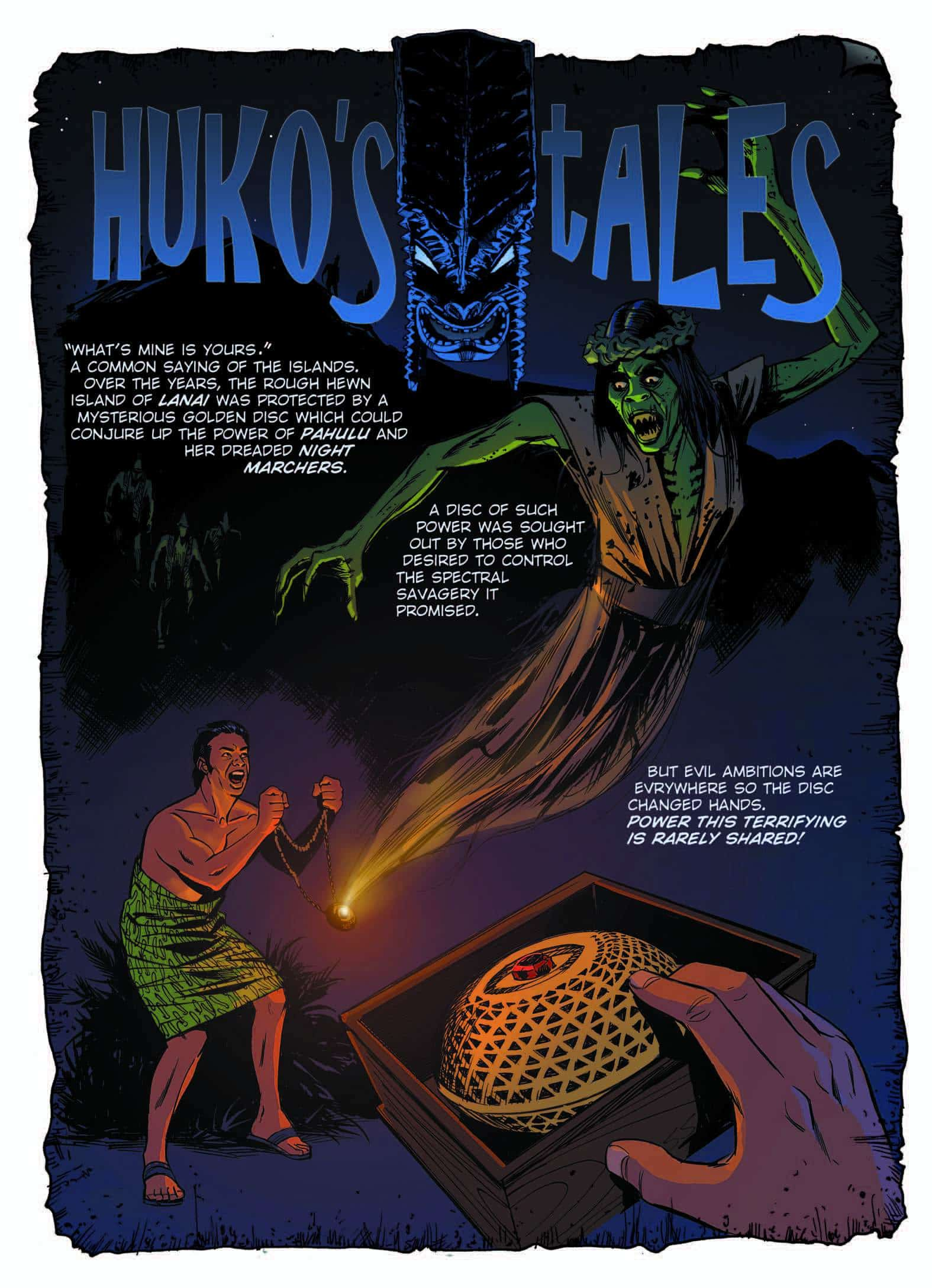 Koni Waves: Ghouls Gone Wild 3