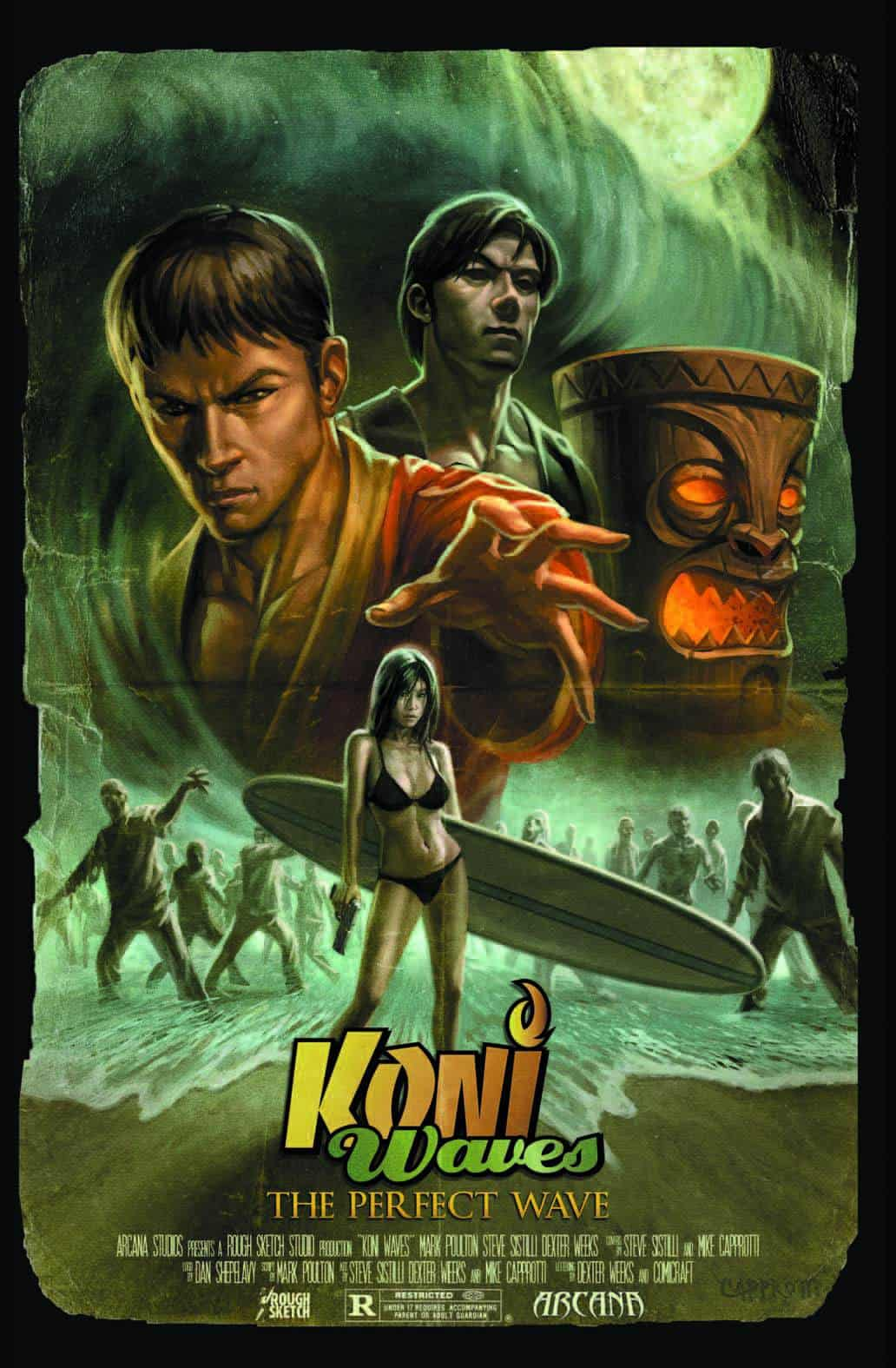 Koni Waves: The Perfect Wave