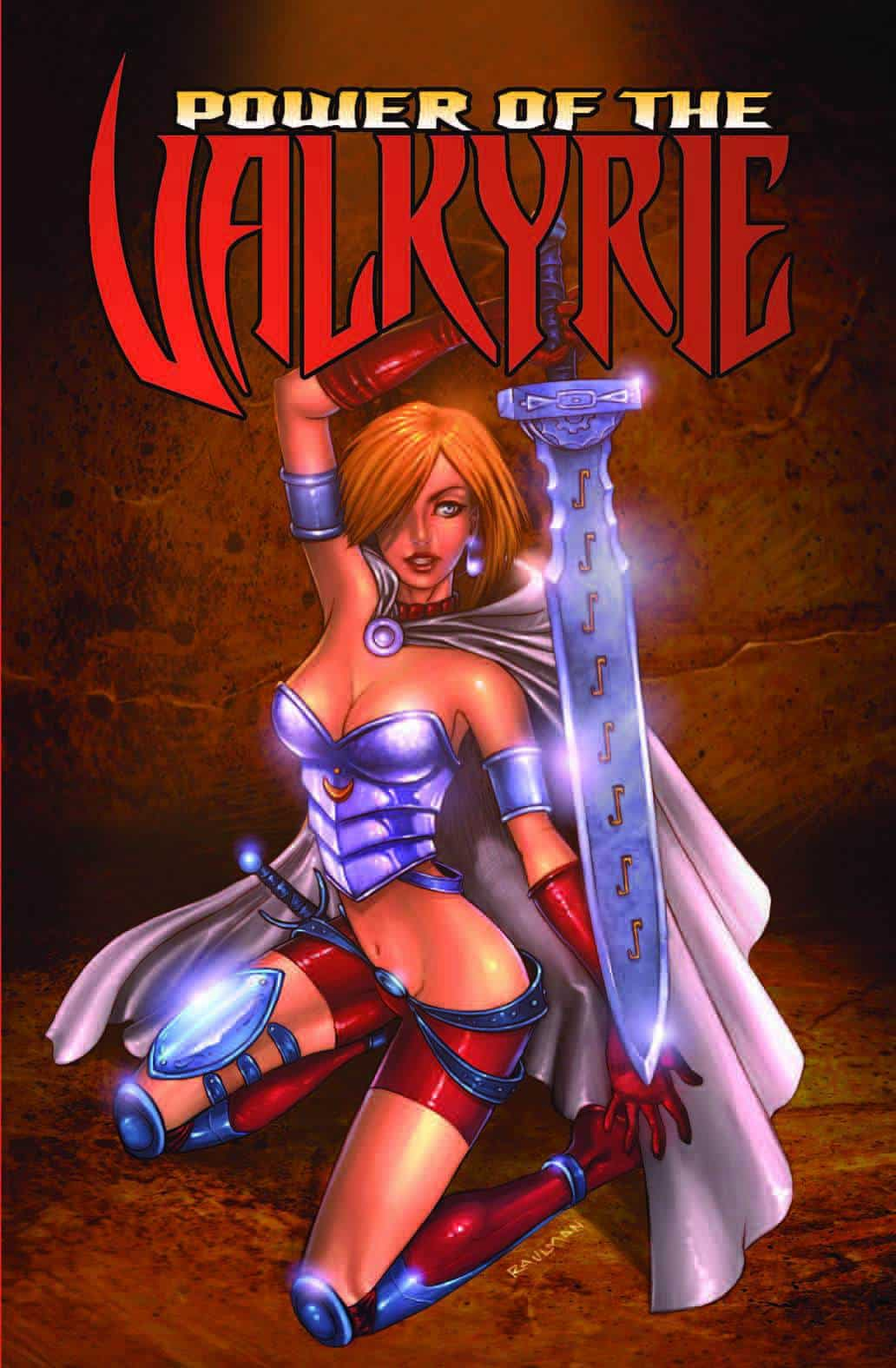 Power-of-the-Valkyrie-Cover