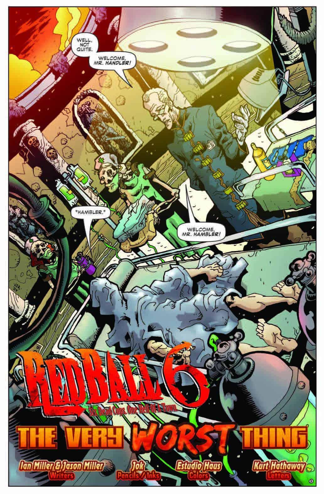 Redball 6 4