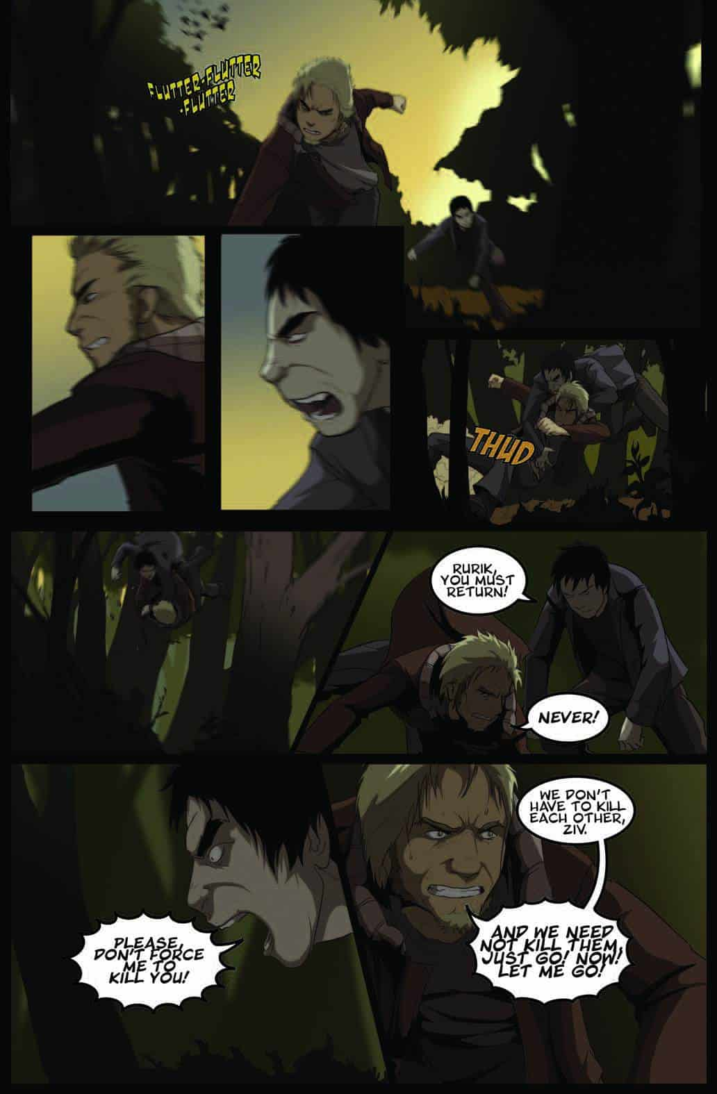 The Lost Girl 7
