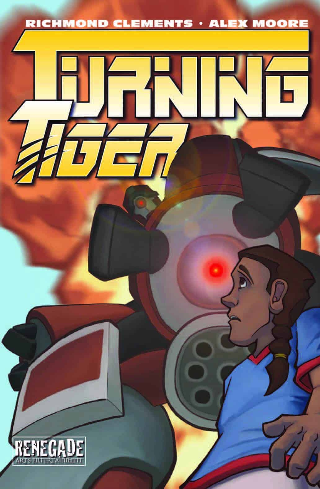 Turning Tiger 2