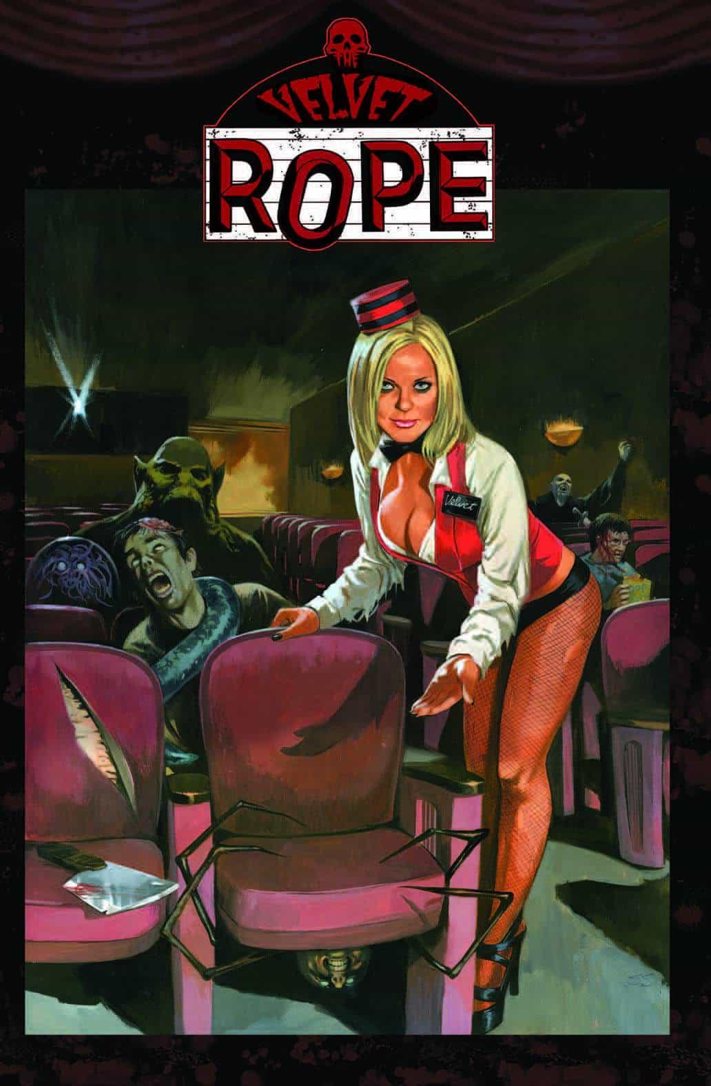 Velvet Rope 1
